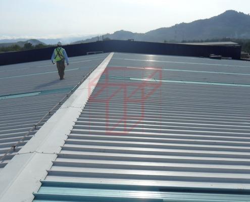 Jotun Nilai - Metal Roof